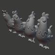 Télécharger fichier STL gratuit Chickaletta de Paw Patrol • Modèle pour impression 3D, DFB93