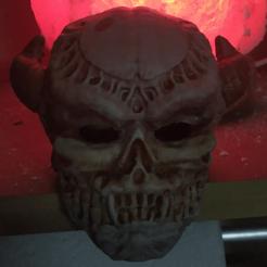 skull1.png Télécharger fichier STL Le démon des os Helm • Objet à imprimer en 3D, DFB93