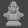 Download free 3D printer files Gang Gorilla Free 3D print model, DFB93