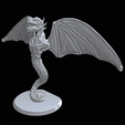 Download free STL Dragon, DFB93