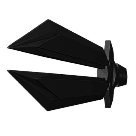 Dagger 3.png Download free STL file Hei's Dagger From Darker than Black  • Object to 3D print, DFB93