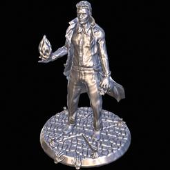 Descargar archivo 3D John Constantine, DFB93