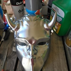 Télécharger modèle 3D Masque portatif Ghoul sans nom, DFB93