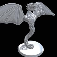 Télécharger modèle 3D gratuit Dragon, DFB93