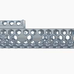 Download 3D printing files AK hexagon handguard kit, AP_w0rks
