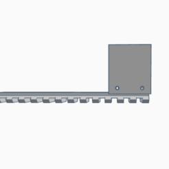 Download 3D print files SVD rail adapter, AP_w0rks