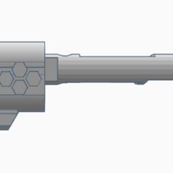 Download 3D print files Ruger mk1 KJW m4 stock adapter, AP_w0rks