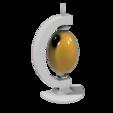 Télécharger fichier STL gratuit Amélioration, meilleur design : support pour peintre sur œufs pour une Pâques créative ! • Modèle pour impression 3D, klaas