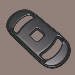 tool shape 3a.png Download OBJ file Clip • 3D printing template, meharban