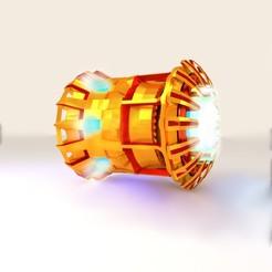 Télécharger objet 3D Moteur à arc, meharban