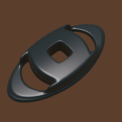 tool shape 5a.png Download OBJ file sharp point clip • Model to 3D print, meharban