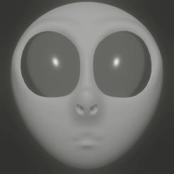 alien.png Download OBJ file Alien • Design to 3D print, meharban