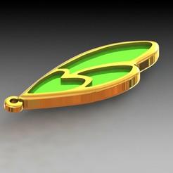 Download 3D print files Key ring: élitro medal, saenzromero20