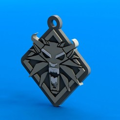 Download 3D printing designs Lobo Key ring, saenzromero20