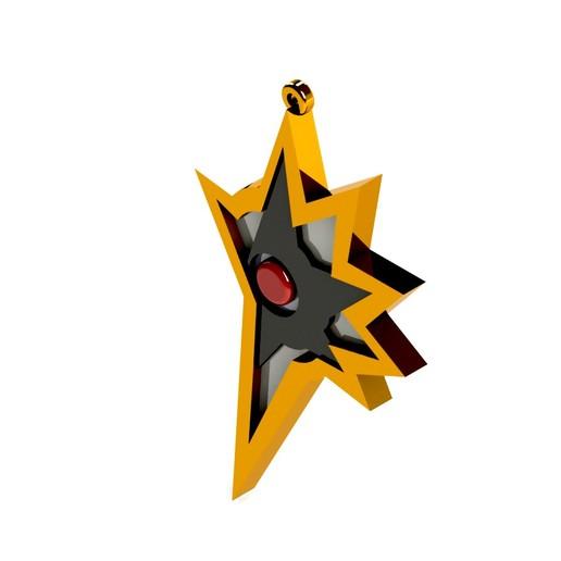 Télécharger STL porte-clés : Insigne Leyenda, saenzromero20