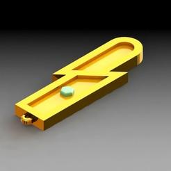 Download 3D print files key ring: Trembling Medal, saenzromero20