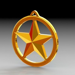 Download 3D printer model Award Medal, saenzromero20