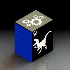 1.jpg Download STL file Little Toolbox model 7 • 3D print design, SaenzRomero_Eureka3DED