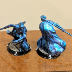 Download free STL file Gloomhaven Forgotten Circles Monster: Aesther Scout, VirtuallyJason