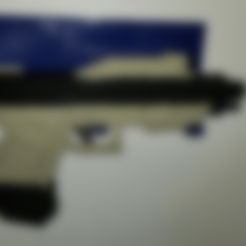 Download free STL files Wall Mount Display for Star Helix Pistol, ewr2san