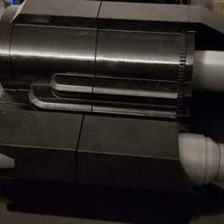 Descargar Modelos 3D para imprimir gratis Clone Wars Era Rockets para Boba Fett Jet Pack, ewr2san