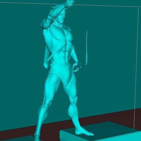 fdbb6916f44aa909d99e97ff78832f3d_display_large.jpg Télécharger fichier STL gratuit colosse de rhodes • Design imprimable en 3D, Boris3dStudio