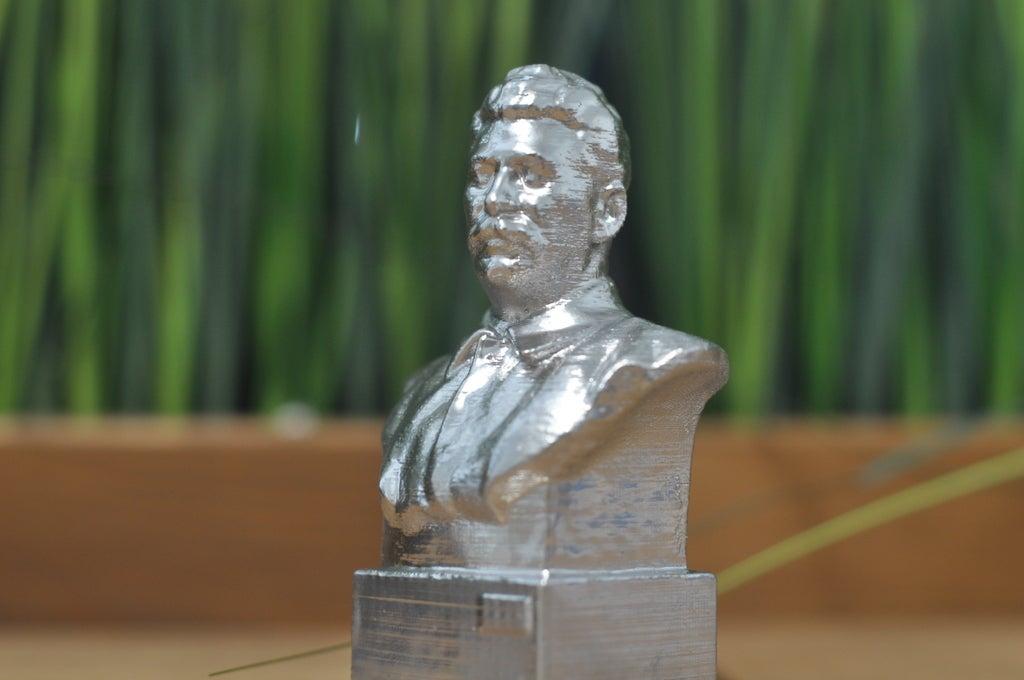b7fc6f68779bd1cfcf687994f6425313_display_large.JPG Télécharger fichier STL gratuit Staline BUST du musée GORKI LENINSKIYE • Design pour impression 3D, Boris3dStudio