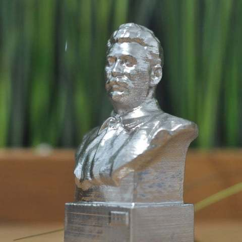 Download free 3D printing files Stalin BUST from GORKI LENINSKIYE museum, Boris3dStudio