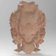 Download free STL file Owl shield for CNC • Template to 3D print, Boris3dStudio