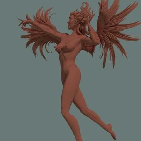 Descargar archivo 3D gratis RIO Chica del Carnaval, Boris3dStudio