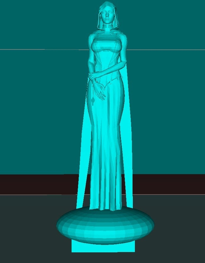 64befa18637bf0cb5338cecd2e1b0d5c_display_large.jpg Download free STL file Priest Girl • 3D printer model, Boris3dStudio