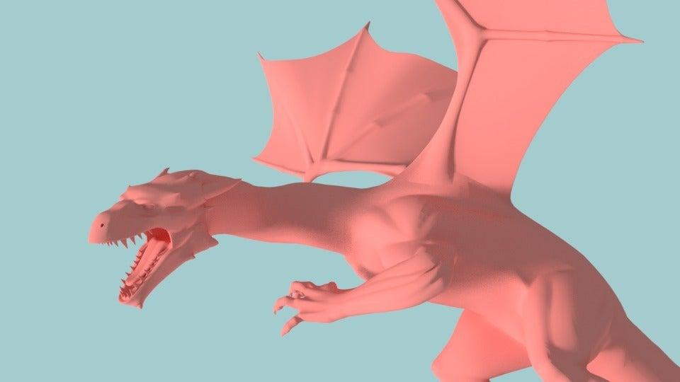 e47b88033a11a29d70f0dc2c355d1ad7_display_large.jpg Télécharger fichier STL gratuit Charizard Dragon réaliste • Modèle à imprimer en 3D, Boris3dStudio