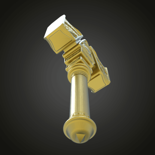 untitled.296.png Download free STL file Mjölnir • 3D printing object, Boris3dStudio