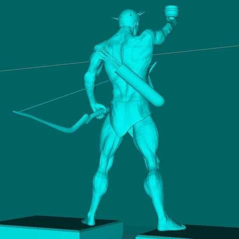 69ca0e5d0f153633d326b303dfb7f8f3_display_large.jpg Télécharger fichier STL gratuit colosse de rhodes • Design imprimable en 3D, Boris3dStudio