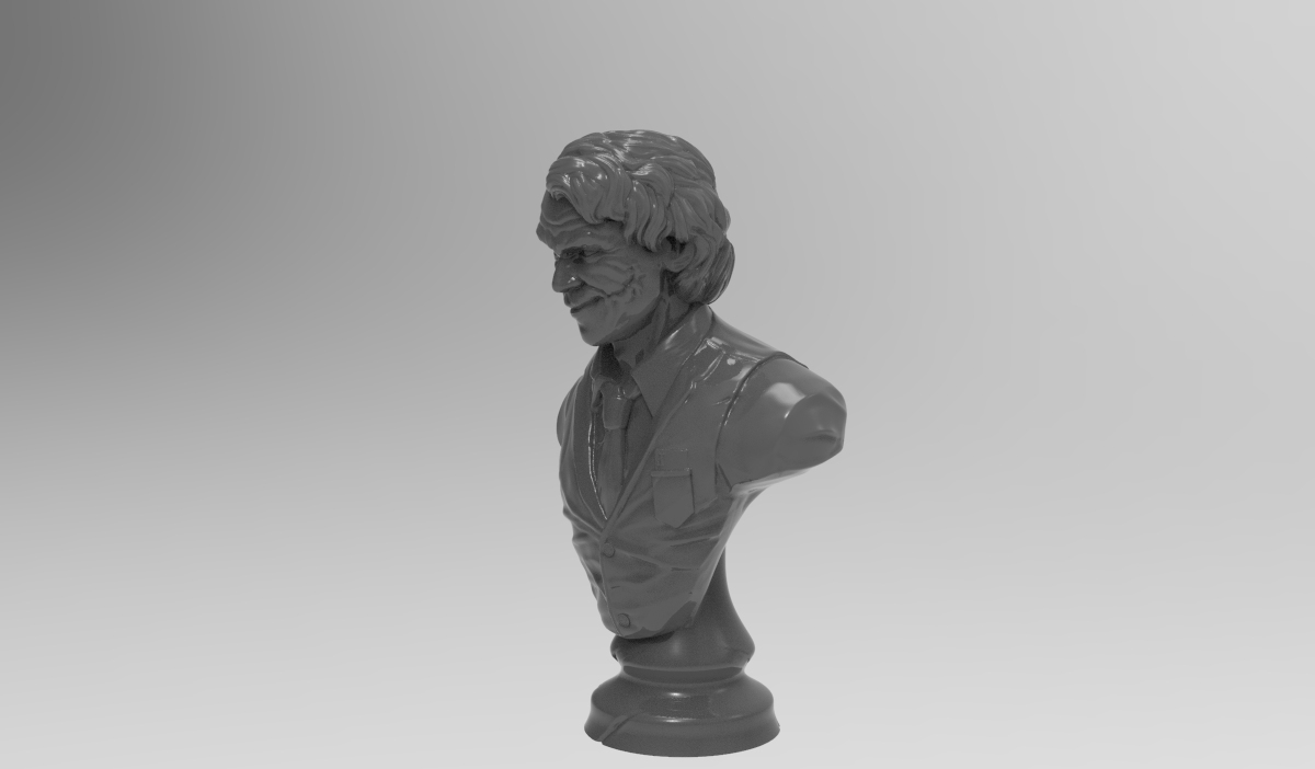 untitled.87.jpg Télécharger fichier STL gratuit Buste de joker • Design à imprimer en 3D, Boris3dStudio