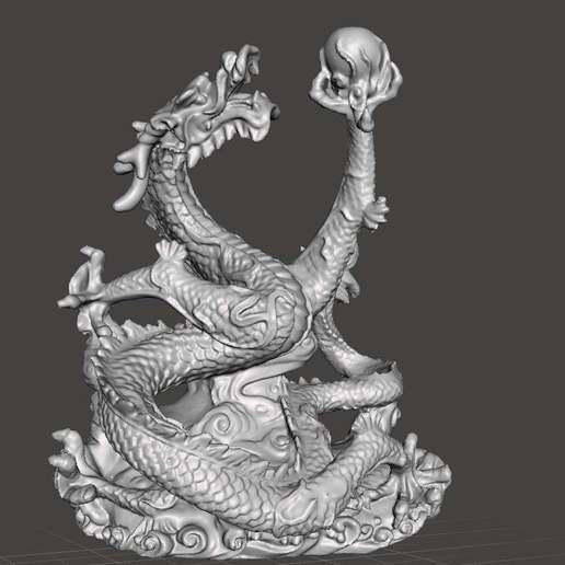 255b9e7fd09e3909acd99c5bd8ff6378_display_large.jpg Télécharger fichier STL gratuit Dragon chinois v3.2 • Modèle pour imprimante 3D, Boris3dStudio