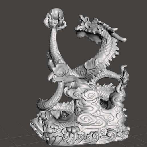 38a7c596e7193fb6894cb30d534d6c7f_display_large.jpg Télécharger fichier STL gratuit Dragon chinois v3.2 • Modèle pour imprimante 3D, Boris3dStudio