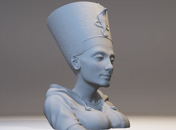 9fa3c67411995b29a7ae36a0c95a1e3a_display_large.jpeg Download free STL file 21st Century Nefertiti Bust • Model to 3D print, Boris3dStudio