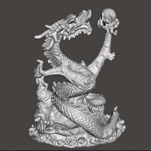 6ca60ee1643bfd0ba31607adb531201c_display_large.jpg Télécharger fichier STL gratuit Dragon chinois v3.2 • Modèle pour imprimante 3D, Boris3dStudio