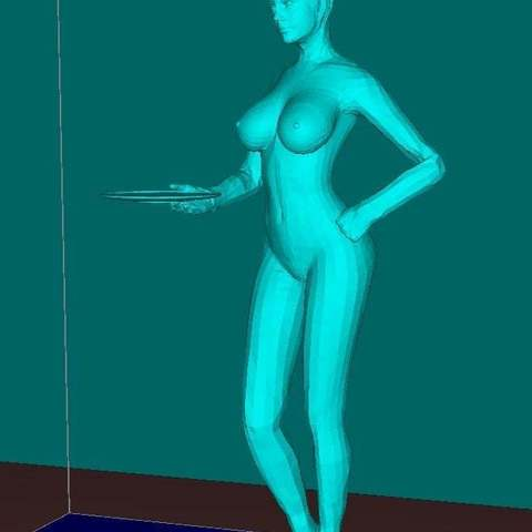 Download free 3D printer files LiaraTSony NSFW, Boris3dStudio