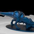 REX2.217.png Télécharger fichier STL gratuit Dino Rider • Modèle pour impression 3D, Boris3dStudio