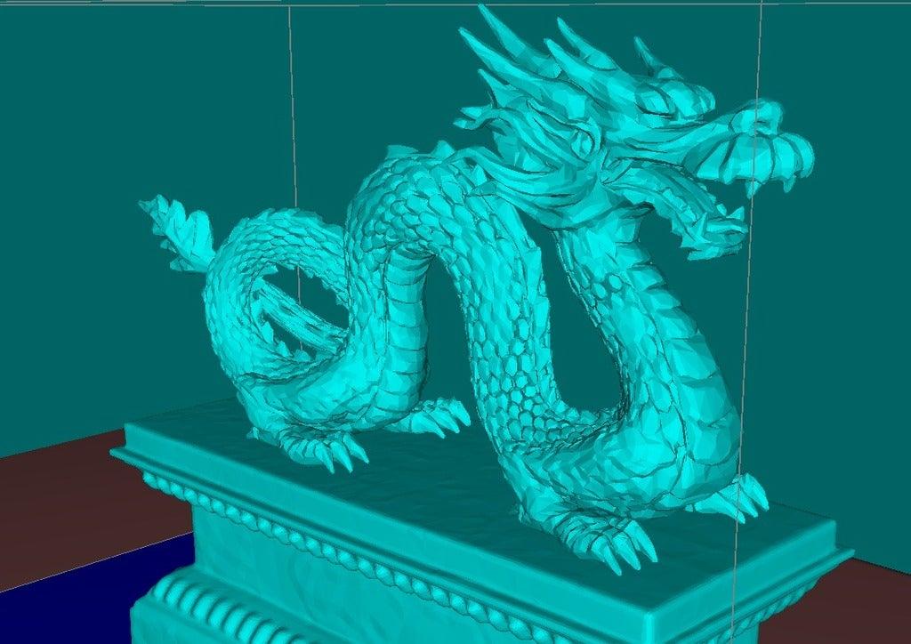 78e2ee6cbd46108ed5a75b0bf32fdc50_display_large.jpg Download free STL file Chinese dragon v2.1 • 3D print design, Boris3dStudio