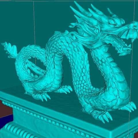 78e2ee6cbd46108ed5a75b0bf32fdc50_display_large.jpg Télécharger fichier STL gratuit Dragon chinois v2.1 • Objet à imprimer en 3D, Boris3dStudio