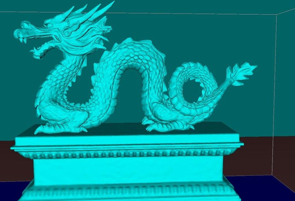 5765f73519d026ea4a7078279d3fa21d_display_large.jpg Télécharger fichier STL gratuit Dragon chinois v2.1 • Objet à imprimer en 3D, Boris3dStudio