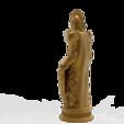 Download free STL file Knight Chess • 3D printing design, Boris3dStudio