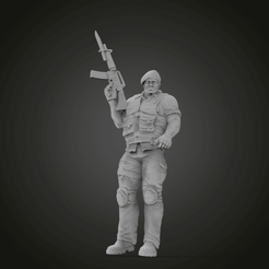 untitled.281.png Download free STL file Soldier of Fortune • 3D printable object, Boris3dStudio
