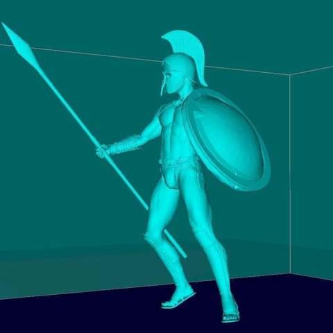 4ae8cff725de9454cfa27204b6fc5967_display_large.jpg Télécharger fichier STL gratuit Guerrier SPARTA • Modèle pour impression 3D, Boris3dStudio