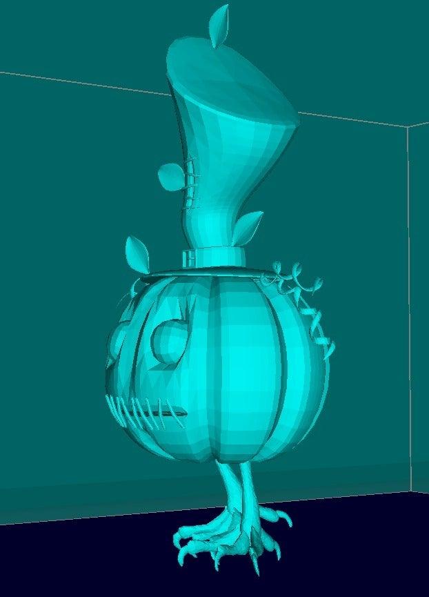 2d5ae404ca714ec7b16c97e3cc1b2de3_display_large.jpg Download free STL file Cute  pumpkin • 3D printing object, Boris3dStudio