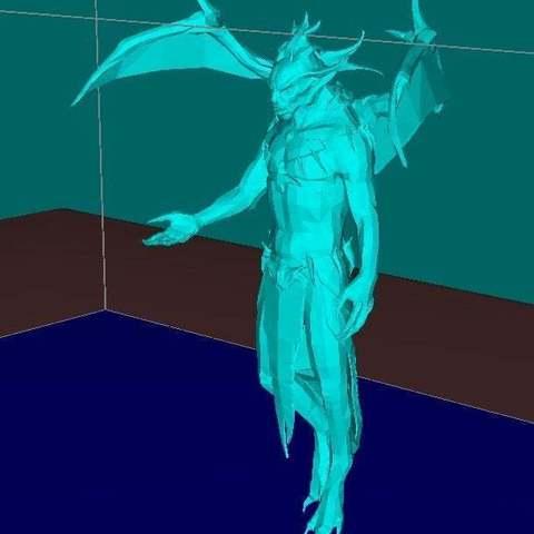3d5db703e413d77a54fd81f3b575fd04_display_large.jpg Download free STL file High Vampire • 3D print model, Boris3dStudio