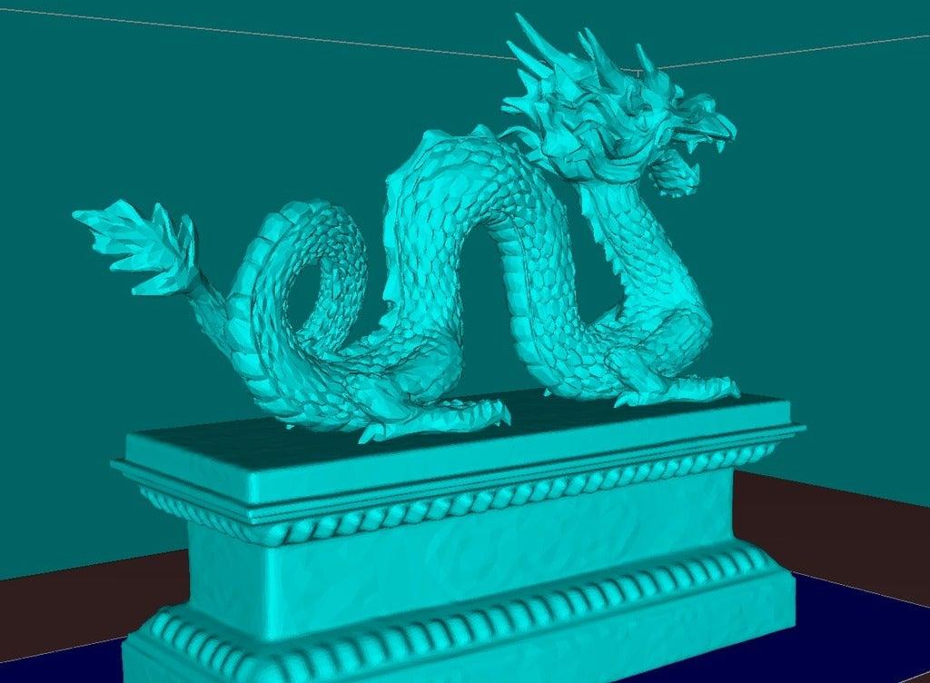15cc1a9a09e1d41d8d444bf940909cd7_display_large.jpg Télécharger fichier STL gratuit Dragon chinois v2.1 • Objet à imprimer en 3D, Boris3dStudio